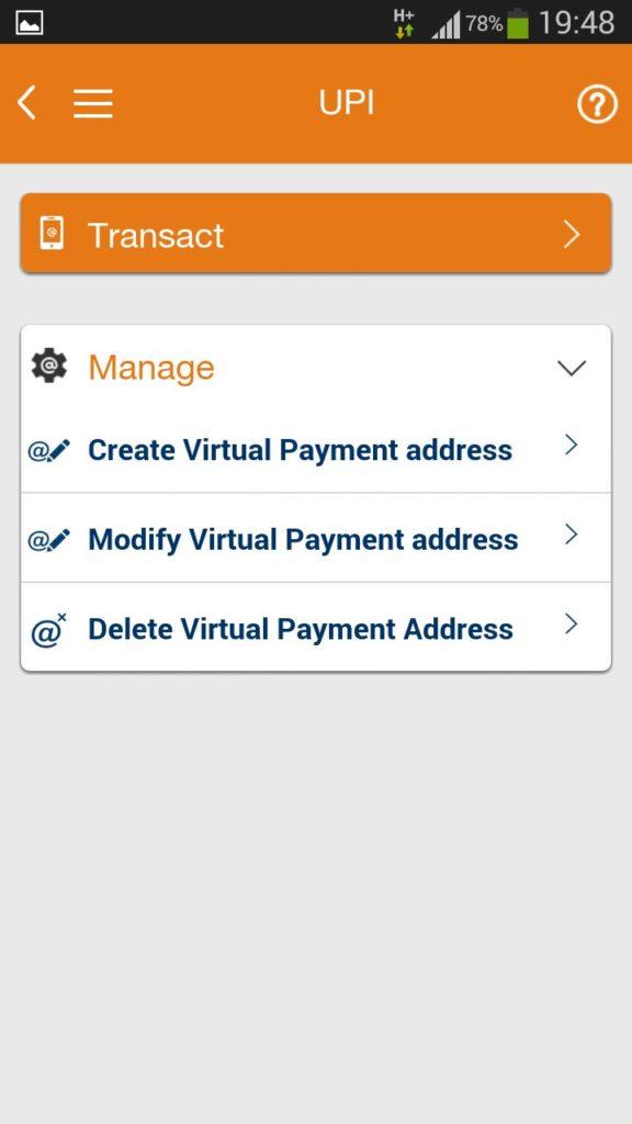 how-to-transfer-money-using-upi-step-2